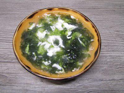 34.紫菜粉丝汤